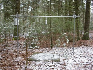 60yr site snow depth sensor